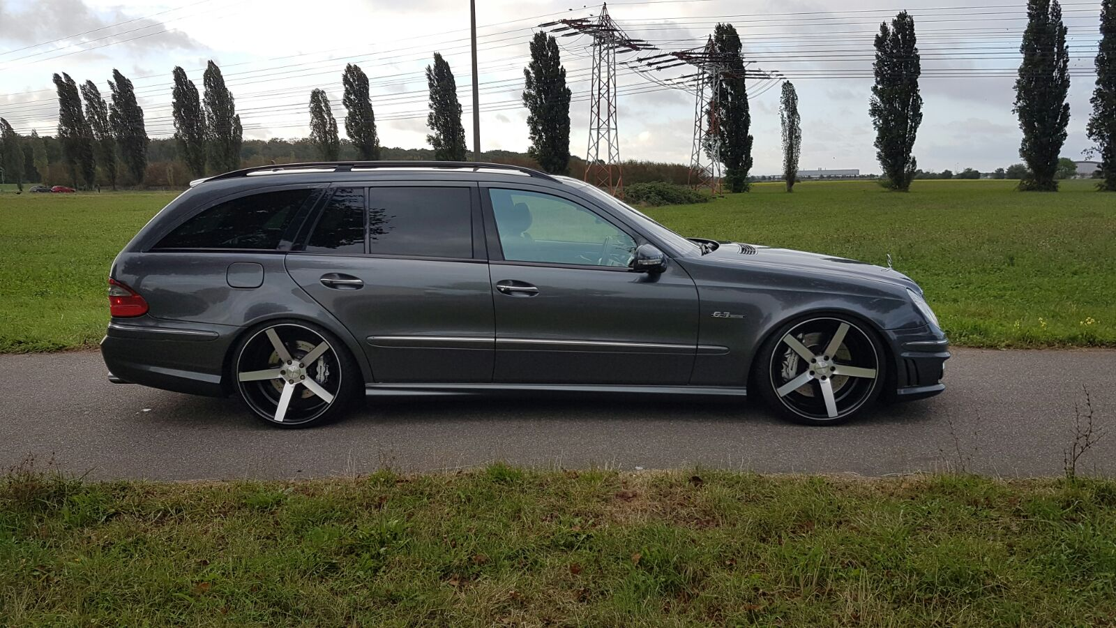 Mercedes Of Wilmington >> w211 e63 wagon - low, x-pipe, propane conversion - MBWorld.org Forums